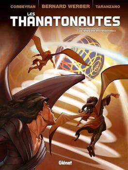 Couverture du livre : Les Thanatonautes, tome 3 : Le Temps des professionnels