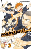 Haikyū !! Les As du volley, Tome 2