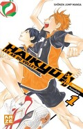 Haikyū !! Les As du volley, Tome 1