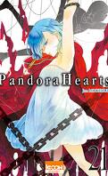 Pandora Hearts, Tome 21