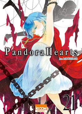 Couverture du livre : Pandora Hearts, Tome 21