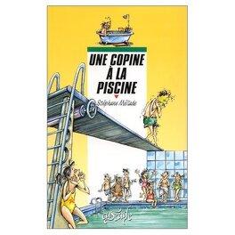 Couverture du livre : Une copine à la piscine