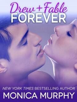 Couverture du livre : Une semaine avec lui, Tome 3.5 : Drew + Fable Forever