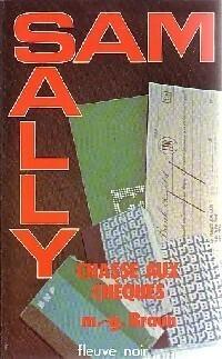 Couverture du livre : Chasse aux chèques