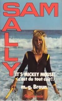 Couverture du livre : It's Mickey Mouse !