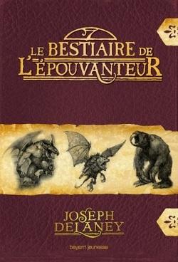 Couverture de L'Épouvanteur, HS : Le Bestiaire de l'Épouvanteur