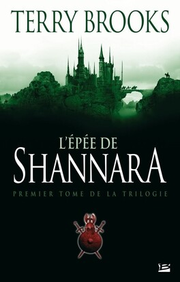 Couverture du livre : Shannara, Tome 1 : L'Epée de Shannara