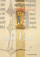 Couverture du livre : Saint Vaast de l'histoire à la légende