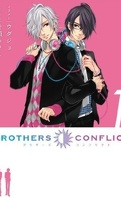 Brother Conflict, Tome 1