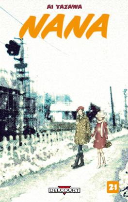 Couverture du livre : Nana, Tome 21