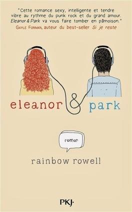 Couverture du livre : Eleanor & Park