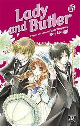 Couverture du livre : Lady and Butler, tome 15