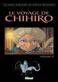 Le voyage de Chihiro, tome 2