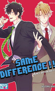 Same difference : Même différence, Tome 2