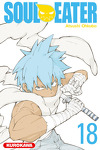 couverture Soul Eater, tome 18