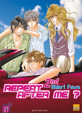 Couverture du livre : Repeat After Me ? Tome 2