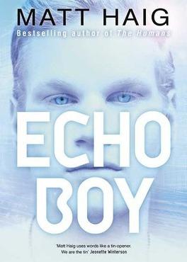 Couverture du livre : Echo Boy