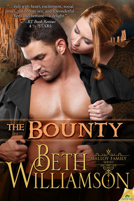 Couverture du livre : Malloy Family, Tome 1 : The Bounty