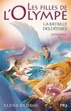 Les Filles de l'Olympe - Intégrale, tome 2 : La bataille des déesses