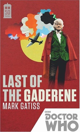 Couverture du livre : Doctor Who: Last of the Gaderene