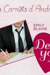 couverture Dear You : Les carnets d'Andrew Blake