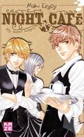 Night  Café - My sweet knights, tome 1