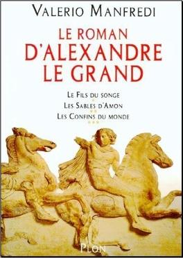 Couverture du livre : Le roman d'Alexandre le Grand