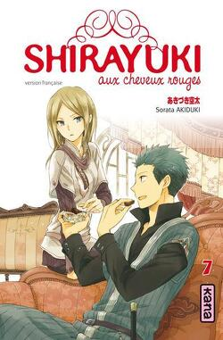 Couverture de Shirayuki aux cheveux rouges, Tome 7
