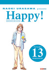 couverture Happy !, Tome 13