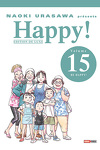 couverture Happy !, Tome 15