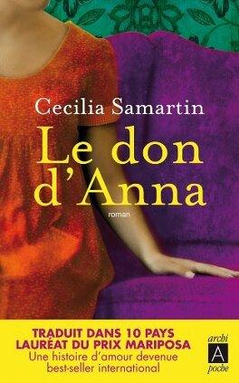 Couverture du livre : Le Don d'Anna