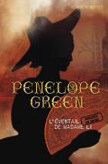 Pénélope Green, tome 3 : L'éventail de Madame Li
