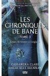 couverture Les Chroniques de Bane, Tome 3 : Coups de foudre à l'anglaise