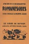 couverture Romanesques