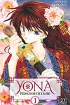 couverture Yona - Princesse de l'Aube, tome 1