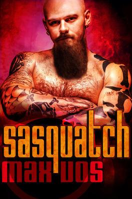 Couverture du livre : Sasquatch