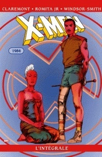 Couverture du livre : X-Men l'Intégrale : 1984
