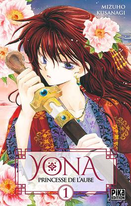 Couverture du livre : Yona, princesse de l'aube, Tome 1