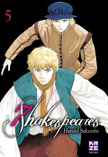 Seven Shakespeares, Tome 5