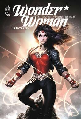 Couverture du livre : Wonder Woman - L'odyssée, tome 1