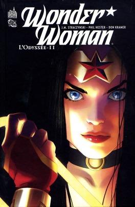 Couverture du livre : Wonder Woman - L'odyssée, Tome 2