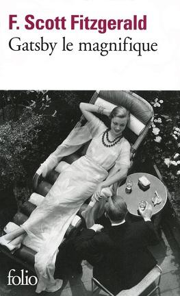 Couverture du livre : Gatsby le magnifique