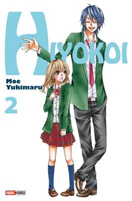 Couverture du livre : Hiyokoi, tome 2