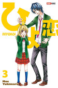 Hiyokoi, tome 3
