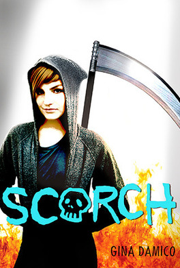 Couverture du livre : Croak, Tome 2 : Scorch