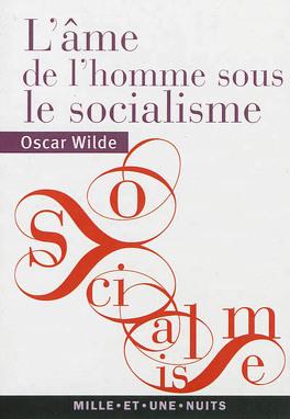 Couverture du livre : L'âme de l'homme sous le socialisme