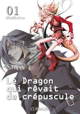 Couverture du livre : Le dragon qui rêvait de crépuscule, tome 1