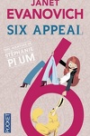 couverture Stéphanie Plum, Tome 6 : Six Appeal