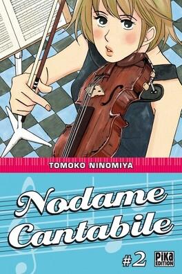 Couverture du livre : Nodame Cantabile tome 2