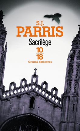 Couverture du livre : Sacrilege